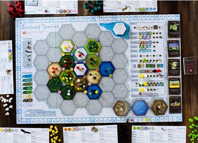 best dinosaur board games dominant species board overview