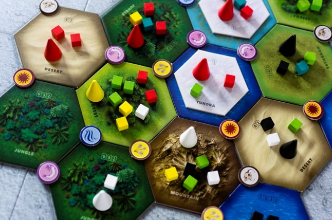 best dinosaur board games dominant species hexes