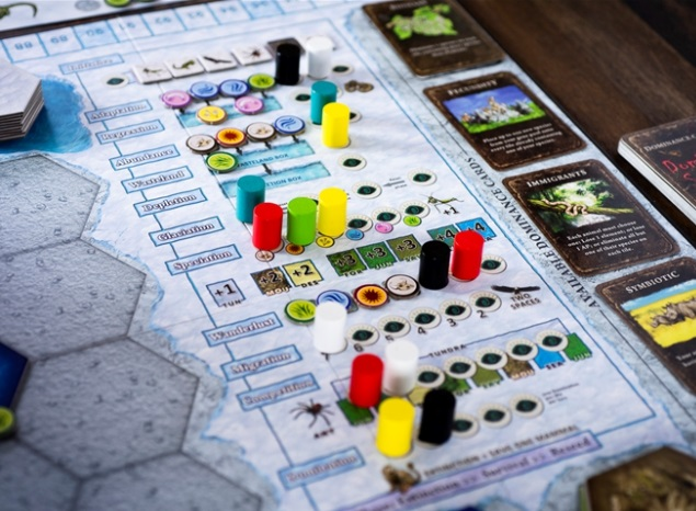 best dinosaur board games dominant species tracks