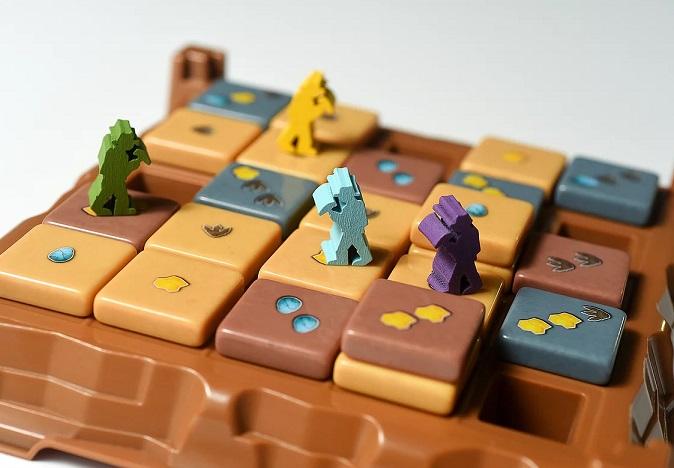 best dinosaur board games fossilis board