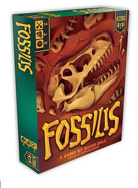 best dinosaur board games fossilis box