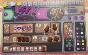gaia project board game review faction board