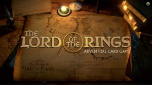 The Lord of the Rings Adventure Card Game Review title