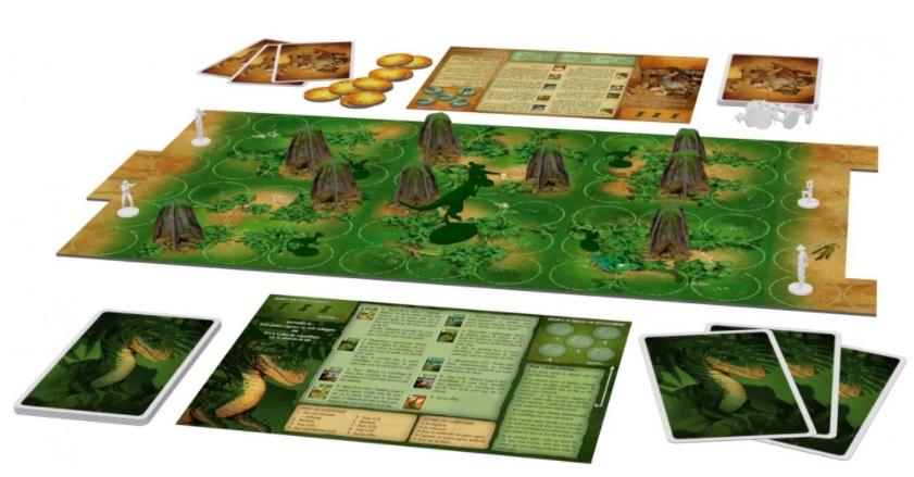 best dinosaur board games raptor board overview