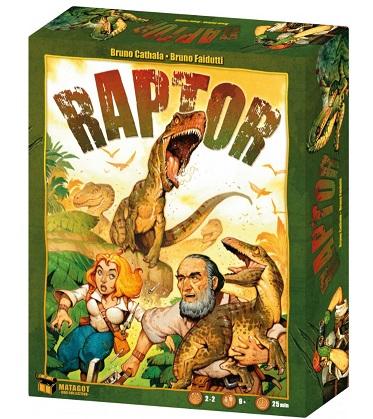 best dinosaur board games raptor box