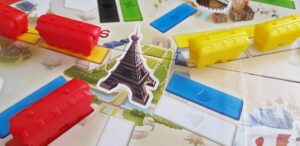Ticket to Ride First Journey Europe Review paris