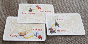 Ticket to Ride First Journey Europe Review route goals