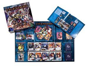 best marvel board games marvel legendary player board