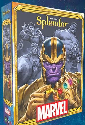 best marvel board games splendor marvel box