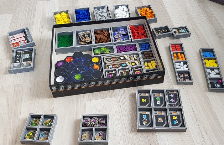 folded space inserts review gaia project open