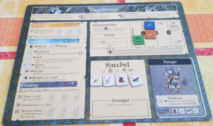 root board game review vagabond faction board