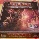 Clank Board Game Review Box