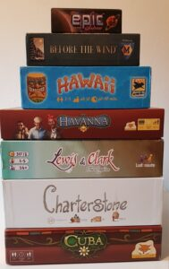 How to Recognize a Good Board Game Boxes