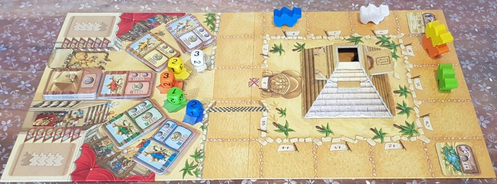 how to get your family to play board games camel up
