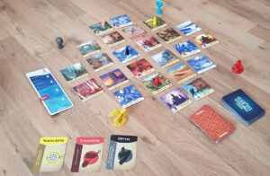 how to get your family to play board games forbidden island