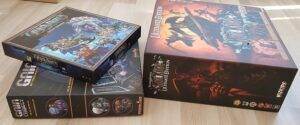 how to get your family to play board games heavy games