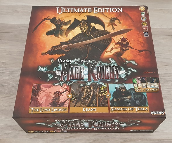 What Is The Best Way To Learn Mage Knight Box