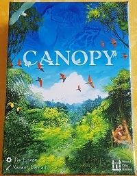 Canopy Board Game Review Featured Image