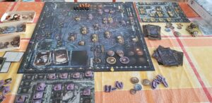How Good Is Brass Birmingham Board Game Review Two Player Main Board Overview